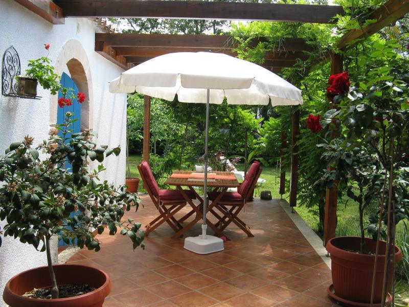 atelier ferienwohnung neda in buici bei porec kroatien f r naturliebhaber geeignet. Black Bedroom Furniture Sets. Home Design Ideas