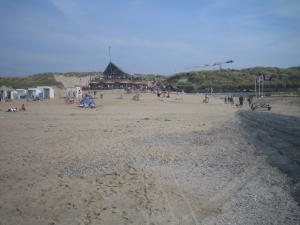 Strand  am Surfpoint in Bredene
