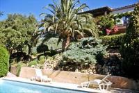 Ferienwohnung mit Meeresblick in Saint Aygulf Südfrankreich 600 m vom Meer von Privat zu vermieten.