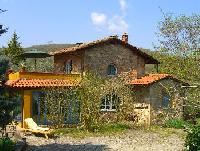 Villa Leolino with pool, all for you alone, is situated in a quiet perfect position nearby a village