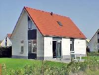 Ferienhaus STERN im Strandpark Schoneveld - Breskens - Zeeland, etwa 600 m vom Strand.