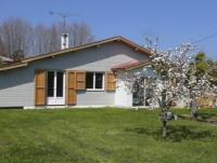 Nice holiday home, quiet, close to the Arcachon bay, with garden, conveniently equipped
