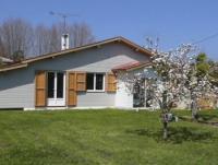 Ferienhaus in ruhiger Lage, nahe am Bassin d'Arcachon, Garten, für 6 Personen