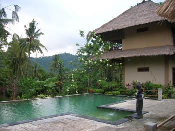 Ferienhaus Indonesien