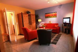 Wohnraum Ferienwohnung. 2 EG. mit Terrasse