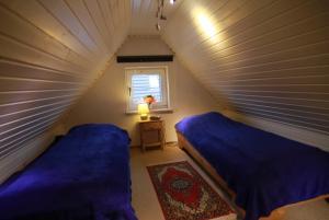 2. sep. Schlafraum mit 2 Einzelbetten Whg. 3