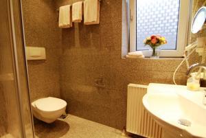 Duschbad in Ferienwohnung 3