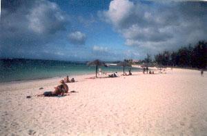 Strand in Flic en Flac