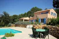 Holiday cottage Mas Souleou for 6 persons in the south of France on 2 floors.