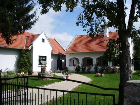 Ferienhaus in Badacsonyörs