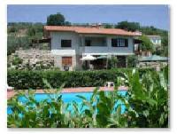 Urlaub - in einem ruhigen, eleganten Ferienhaus mit Pool nahe der Ewigen Stadt Rom