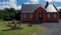 Ferienhaus auf Achill Island, Mayo, Irland, nur 300 m vom Sandstrand entfernt, privat zu vermieten.