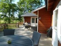 """""""Die Sterne von Svenstorp"""" , mit Luxus und Sauna, Terrasse mit eine absolute Privatsphäre."""