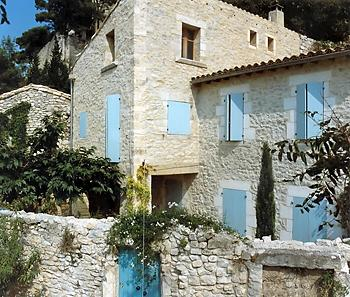 Ferienhaus in Boulbon bei Avignon