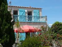 Le Jardin du Midi: Exklusives Haus in direkter Strandlage, tollem Meerblick, Sonnenterrasse, 2 Bäder