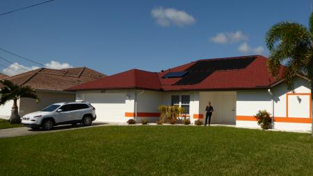 House in Cape Coral / Gulf of Mexico