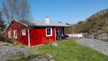 Ferienhaus in Lyngdal