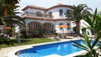 Ferienhaus Casa Corazon an der Costa Dorada, für 7 Personen, luxuriös ausgestattet.