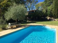 La Lonne Marouine - Romantisch, ruhig gelegenes Ferienhaus und Pool in Entrecasteaux, Südfrankreich