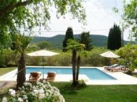 Haus Oleander für 5 Personen mit schönem Garten und GROßEM POOL (10 x 4.5m)  nah Fréjus, Côte d´Azur