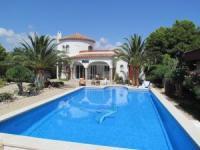Ferienhaus 'Casa Martha' in der Urbanisation Las Tres Calas in L´Ametlla de Mar mit WLAN