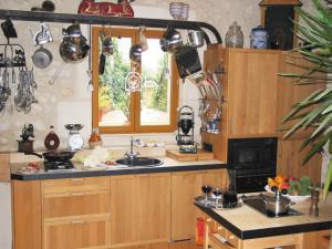 Offene Küche, die keine Wünsche offen lässt