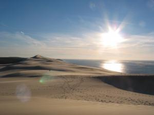 Dune du Pilat - Europas höchste Wanderdüne