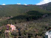 Ferienhaus in traumhafter Panoramalage mit Pool in den Monte Pisani, Toskana, Italien zu vermieten!