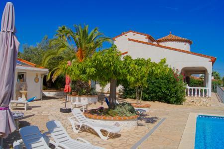Ferienhaus in L´Ametlla de Mar / Costa Dorada
