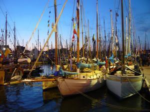 Paimpol Hafen