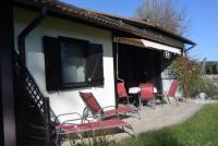 Ferienspaß und Erholung im Ferienhaus Lechseeferien im Feriendorf Lechbruck am Lechsee im Allgäu