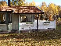Sehr schön gelegenes Ferienhaus 'Fabian' für 4 Personen in Sandvik, Kronobergslän, Smaland.