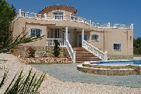 Traumurlaub in L´Ametlla de Mar, Sant Jordi. Villa mit Ausblick auf das Meer