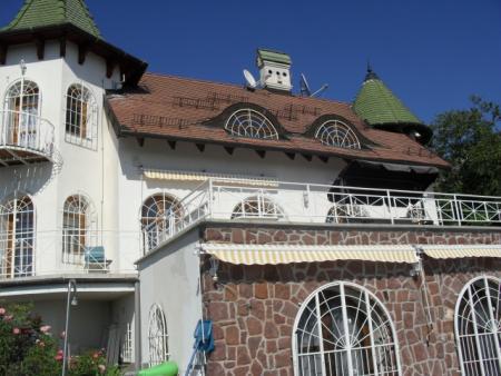 Ferienhaus in Revfülöp