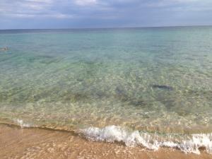 Das kristallklare Meer, nur 8 Automin. entfernt