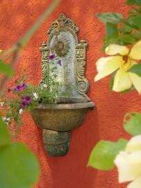 Detail auf Ihrer Terrasse