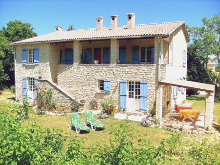 Ferienwohnung in Saint-Christol-en-Provence: