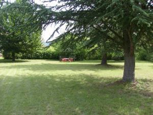 Im Park von La Rostane