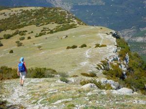 Wandern rund um La Rostane