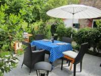 Tipp zur Entschleunigung: CASALE IL CUCULO: Ferienwohnung + gr.Terrasse o. Studio & POOL & Meerblick