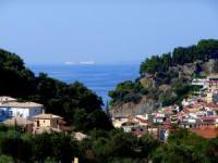 Ferienwohnung in Parga gegenüber von Korfu am Ionischen Meer in Nord-West-Griechenland von Privat
