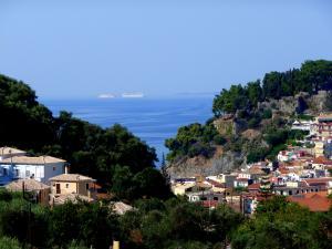 The view from Studio  La Scala
