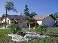 Ferienvilla mit Pool in Cape Coral, top-zentrale Lage, 160 qm u. 1100 qm Gartenanlage zum Bestpreis!