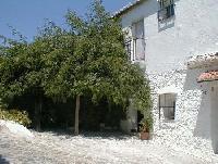 Ferienhaus mit Garten im Bergdorf Macharaviaya, nahe Malaga, Andalusien, Süd-Spanien zu vermieten!