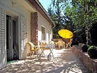 Einfamilien-Ferienhaus (180 m²) in Zamardi am Balaton in sehr ruhiger Lage, maximal für 8 Personen.