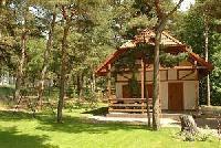 Komfortables Ferienhaus mit Terrasse in  Dzwirzyno, an der pommerischen Küste, Polen