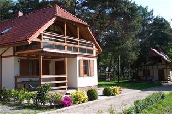 Ferienhaus in Dzwirzyno