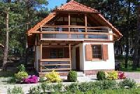 Komfortables Ferienhaus in  Dzwirzyno mit Terrasse und Balkon, an der pommerischen Küste, Polen
