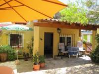 Ferienwohnung nahe der Bucht Cala Vadella in S. Jose