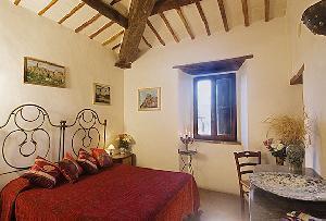 Sleepingroom with double bed